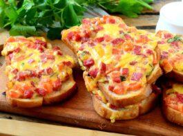 Sultingi karšti sumuštiniai. Tiesiog nepaprastai skanus užkandis