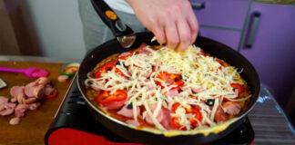 Greita pica pusryčiams, sotumas garantuotas visą dieną!