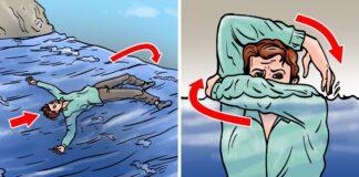 Patarimai, kaip išgelbėti savo gyvybę pavojingose situacijose