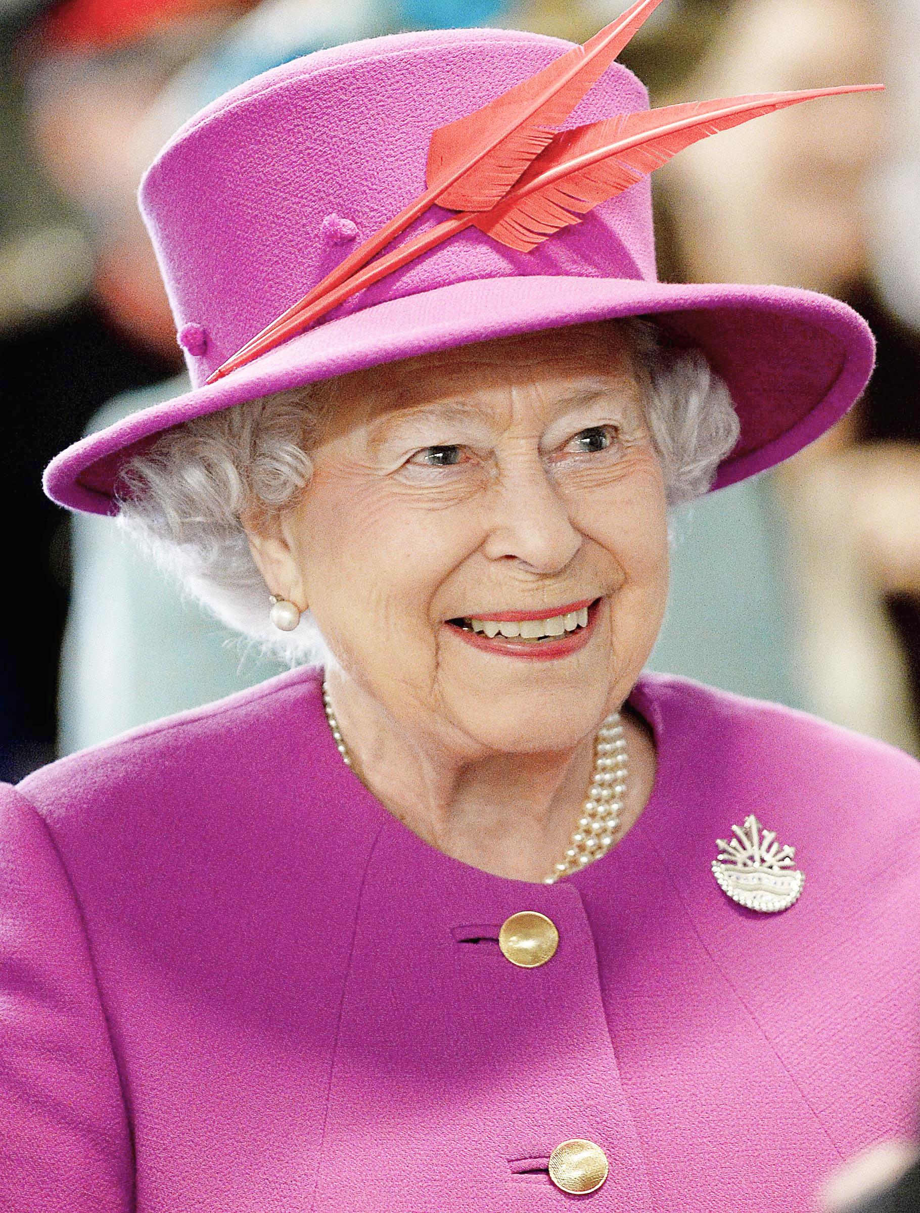 karalienės