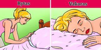 Priežastys, kodėl nėra gerai pasikloti lovą vos atsikėlus?