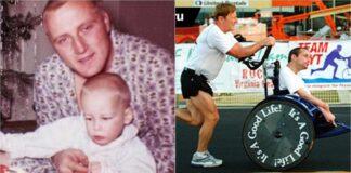 Nuostabi šeimos istorija: tėtis padarė viską, kad sūnus būtų laimingas