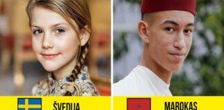 Šiuo metu pasaulyje yra 20 karališkų šeimų. Kaip atrodo jų atžalos?
