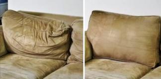 Patarimai, kaip pigiai sutvarkyti deformuotą sofą, kad ši atrodytų it nauja