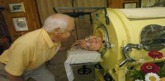 Marta Mason - stipri moteris, kuri 60 metų gyveno kapsulėje