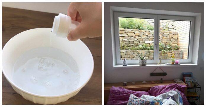 Paprastas ir genialus būdas, kaip išvalyti langus. Sutaupysite laiko ir pinigų