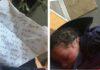 Prie durų buvo rastas vos dienos amžiaus kūdikis su ranka rašytu lapeliu