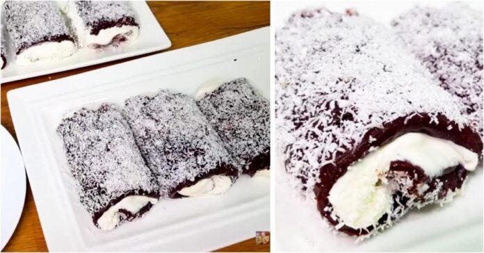 Labai skanus desertas, kurio nereikia kepti. Geriau nei ledai!
