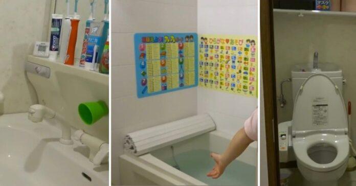 Kodėl japoniški vonios kambariai yra geriausi pasaulyje?