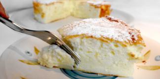 Nepaprastai skanus jogurtinis pyragas. Apsilaižysite pirštus