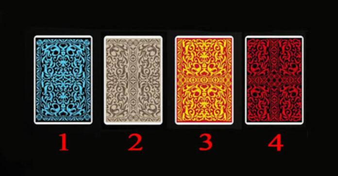 Testas: pasirinkite kortą ir sužinokite, kas jūsų laukia