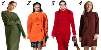 4 moteriškos suknelės rudeniui: ką pasirinkti ir ką dėvėti?