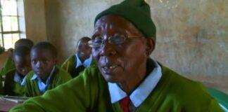 Kodėl 90-metė močiutė kartu su proanūkiais lanko pradinę mokyklą?