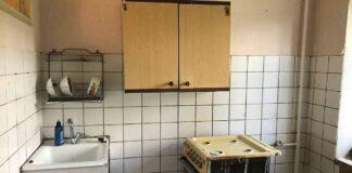 Tobuli virtuvės pokyčiai. Modernus 5 kv. m. virtuvės remontas