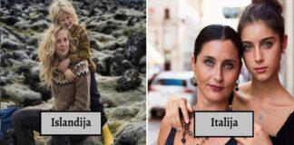Keliaudamas po pasaulį, rumunų fotografas įamžina mamos ir vaiko ryšį