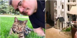 Vyras norėjo savo katei pastatyti namą, tačiau pastatė tikrus rūmus!