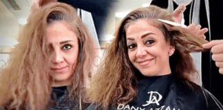Moteris pasiryžo trumpai nusikirpti plaukus ir dabar atrodo 10 metų jaunesnė