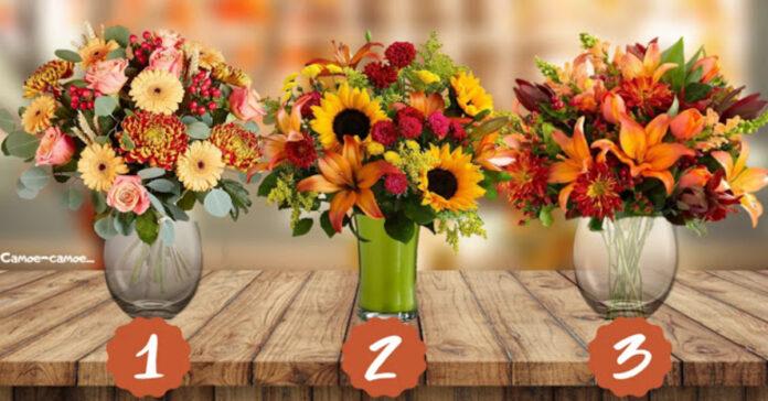 Pasirinkite rudeninę puokštę ir sužinokite, kokia bus ateinanti savaitė