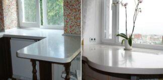 Maža virtuvė gali būti patogi. 12 pavyzdžių, kaip tai atlikti!
