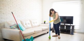 Kaip per trumpą laiką išvalyti ir sutvarkyti namus? Pravers, jei sulaukėte netikėtų svečių