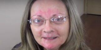 Per gimtadienį moteris nusprendė pakeisti savo išvaizdą ir tapo panaši į Susan Sarandon