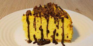 Aksominis varškės pyragas be miltų: lengvesnis už plunksną!