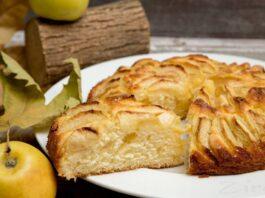 Lengviausias pasaulyje obuolių pyragas. Gailėsitės nepabandę anksčiau