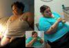 Mergina svėrė 274 kilogramus ir sulieknėjo iki 70 kilogramų: jos istorija