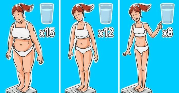Kaip teisingai apskaičiuoti vandens kiekį, kurį reikia išgerti per dieną?
