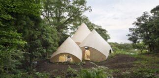 Architektas sukūrė svajonių namą pensininkams miške