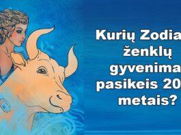 3 Zodiako ženklai sulauks gyvenimo pokyčių 2021 metais