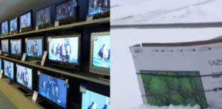 Vyras nusipirko naują televizorių. Pažiūrėkite, ką jis padarė su jo dėže!