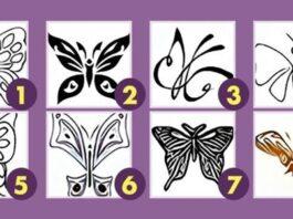 Pasirinkite drugelį ir sužinokite, kas slypi jūsų pasąmonėje