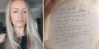 Atnaujindama namus, moteris po tapetais atrado buvusio savininko paliktą raštelį
