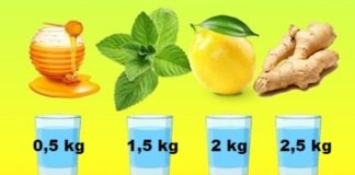 Su kuo maišyti geriamą vandenį, kad per savaitę sulieknėtumėte?