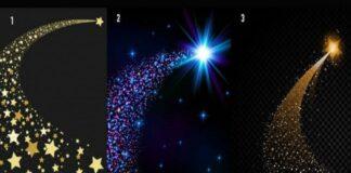 Ar jūsų noras išsipildys? Pasirinkite krentančią žvaigždę ir sužinokite!