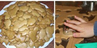 Gardžiausiai imbieriniai sausainiai. Kepkite dabar, o valgykite vėliau