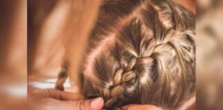 Autobuso vairuotoja mergaitei pina plaukus kiekvieną dieną prieš mokyklą. Priežastis sušildys jums širdį