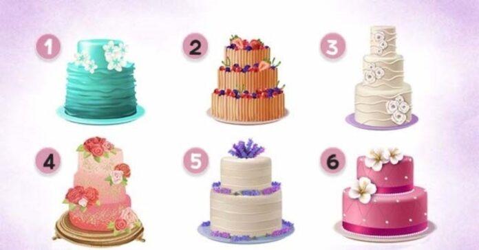 Pasirinkite tortą ir išsiaiškinkite, kokio pasimatymo trokšta jūsų širdis!