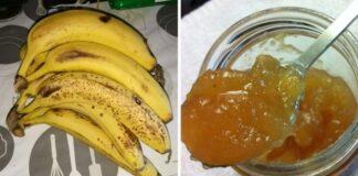 Bananų uogienė. Puikus būdas sunaudoti pernokusius vaisius