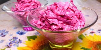 Pasigaminkite pačias skaniausias burokėlių salotas