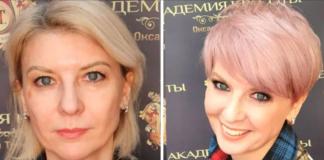 Šios moterys pasiryžo drastiškiems pokyčiams ir pakeitė šukuoseną