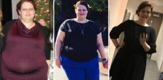 Moteris atskleidė, kaip jai pavyko numesti 70 kg be dietų!