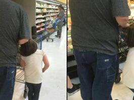 Supratusi, ką tėvas daro dukrai, moteris įamžino įvykį. Nuotraukos kelia šiurpą!