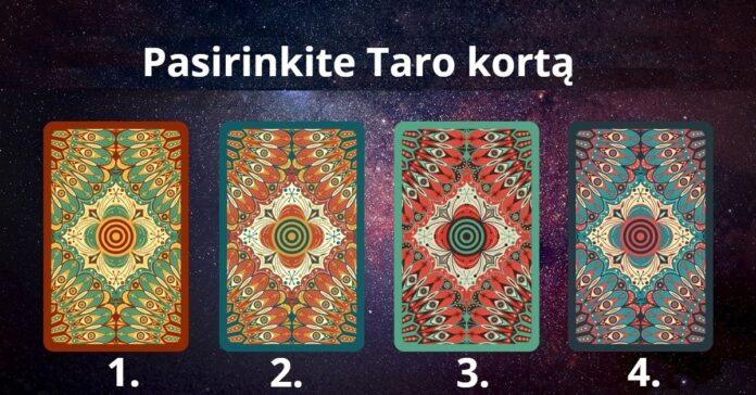 Pasirinkta Taro korta atskleis, ko galite tikėtis 2021 metais
