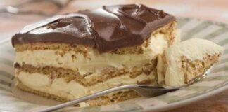 Pasakiško skonio pyragas, kurio nereikia kepti. Išbandykite!