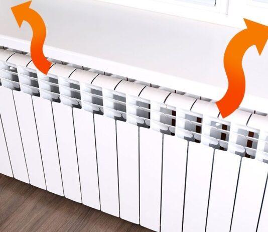 Ar įmanoma padidinti jau įmontuotų radiatorių šilumos kiekį?