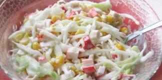 Nepaprastai skanios ir paprastos salotos, kai norisi lengvo patiekalo