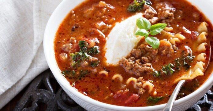 Soti sriuba su mėsos kukuliais. Tikras šaltos žiemos hitas