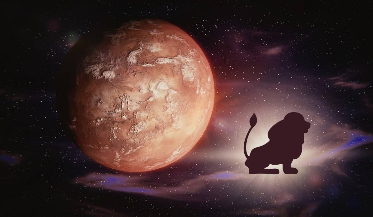 Marsas, meilę